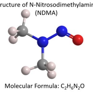 ndma-structure-molecular-formula